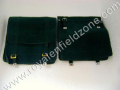 MILITRY GREEN BAG IN CANVAS