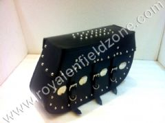 SADDLE BAGS STUDDED