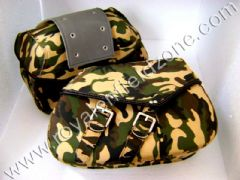CUSTOM BAG SET IN CAMOUFLAGE