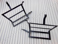 SADDLE BAG FRAMES FOR T.B.T.S/CLASSIC /ELECTRA