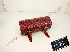TOOL BAG ROUND RED COLOR