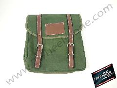 CANVAS BAG IN GREEN