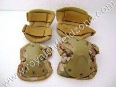 KNEE ELBOW GUARD IN CAMOUFLAGE COLOR