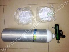 HANDY OXYGEN CYLINDER WITH MASK ( FOR LADAKH)