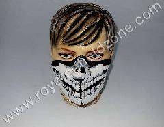 DUST PROTECTION FACE MASK SKULL