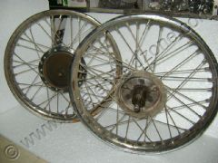 WHEEL RIM ASSEMBLY OLD MODEL