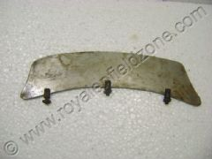 FRONT MUDGUARD OLD MODEL NO. PLATE