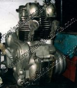 700cc OLD INDIAN ENGINE