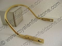 PILLION HANDLE IN BRASS