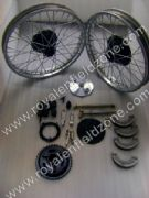 OLD STYLE WHEEL KIT ASSY.