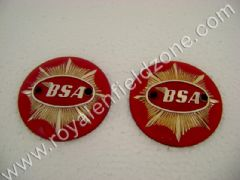 BSA TANK DECALS