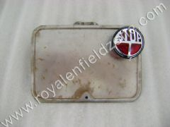 OLD STYLE LICENSE PLATE WITH STOP TAIL LAMP