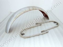FRONT MUDGUARD WITH STAY