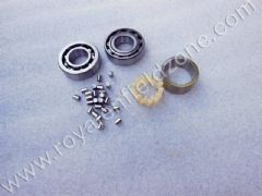 62 MODEL ENGINE BEARING KIT