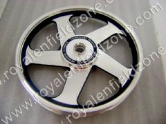 ALLOY WHEEL STRAIGHT BLADE TYPE