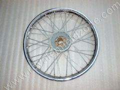 21 INCHES FRONT WHEEL COMPLETE IN DISC AND NON DISC VERSION