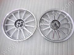 HARLEY DESIGN WHEELS FOR STD/ELECTRA /CLASSIC/T.B