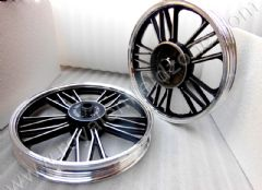 HARLEY Y 19 AND 19 WHEELS WITH BIG DRUM FOR STD MODEL
