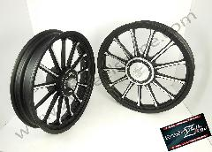 13 SPOKE FULL BLACK FOR CLASSIC/ELECTRA/STD /T.B