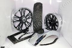 WHEEL KIT FOR FAT TYRE
