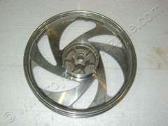 ALLOY WHEEL FULL CHROME BLADE TYPE