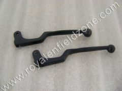 CLUTCH BRAKE LEVER YEZDI IN BLACK